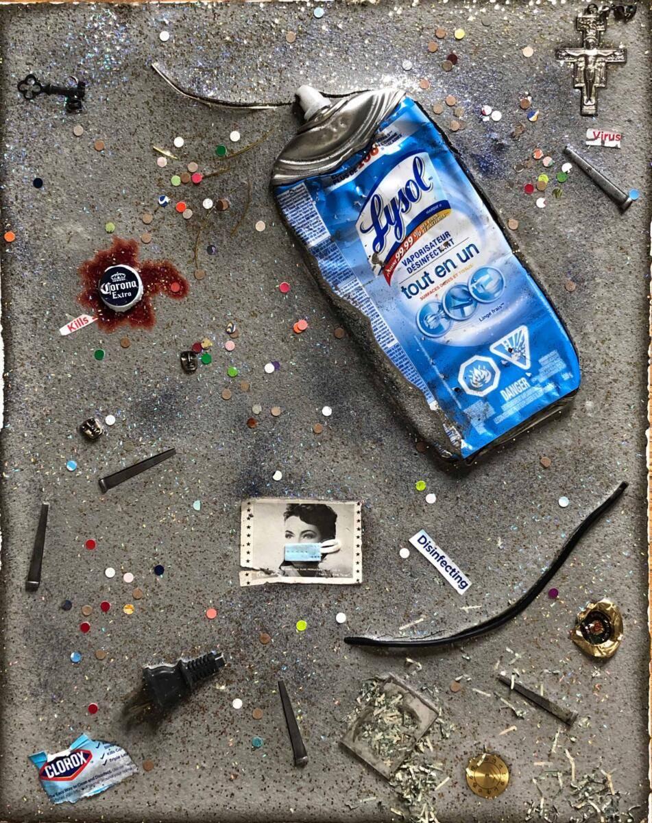 Chaos, Jenae Schwartz, CollageMM