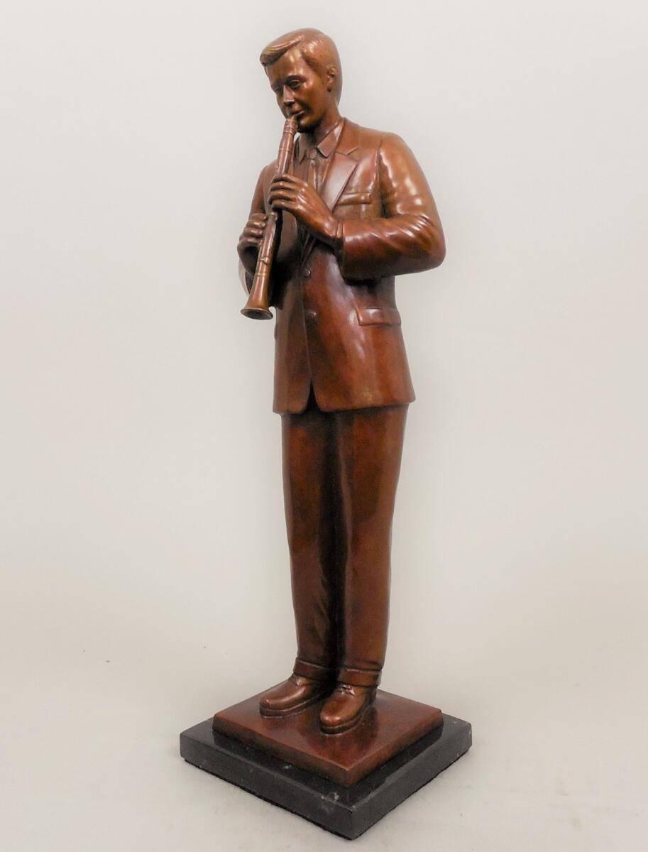 Musician, Sculpture